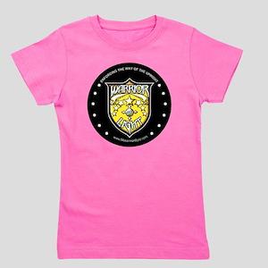 WarriorOfLight Badge (Blk) Girl's Tee