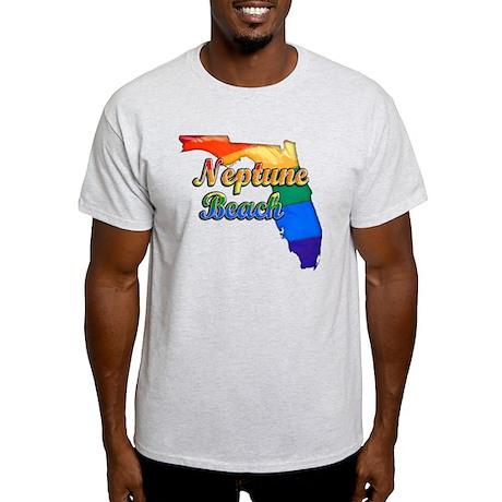 Neptune Beach Light T-Shirt