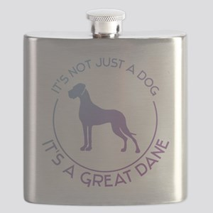 Not just a dog Flask