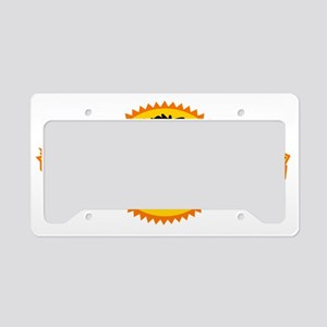 Cabo San Lucas Sun License Plate Holder