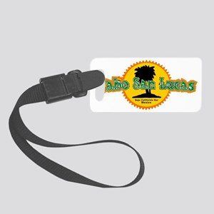 Cabo San Lucas Sun Small Luggage Tag