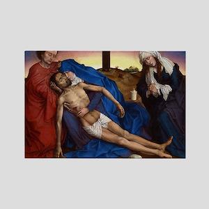 Pieta - Rogier van der Weyden - c1436 Magnets