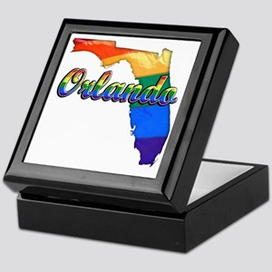 Orlando Keepsake Box