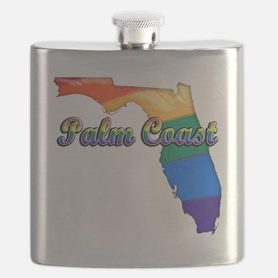 Palm Coast Flask