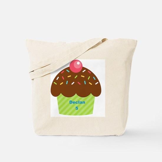 Cupcake4Name Tote Bag