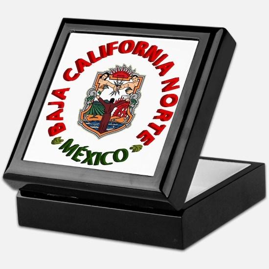 Baja California Keepsake Box