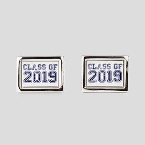 Class of 2019 Rectangular Cufflinks