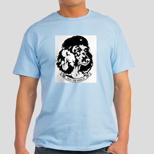 Poodle Revolution! Propaganda Light T-Shirt