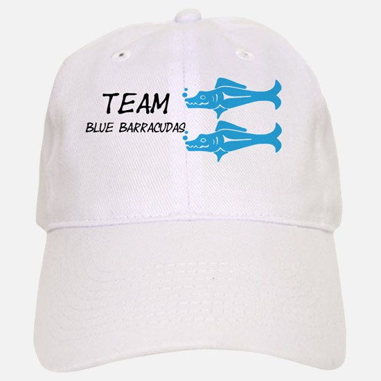 Blue1 Baseball Baseball Cap