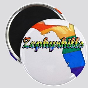 Zephyrhills Magnet
