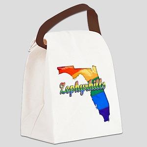 Zephyrhills Canvas Lunch Bag