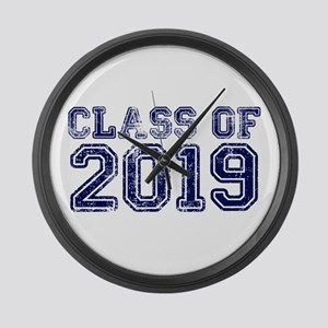 Class of 2019 Large Wall Clock
