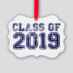 Class of 2019 Picture Ornament