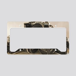 trioface License Plate Holder