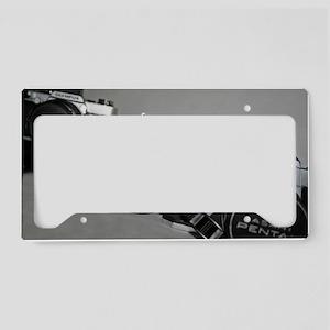 triosideway License Plate Holder