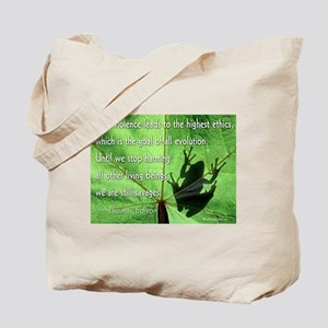 We Are Still Savages Tote Bag