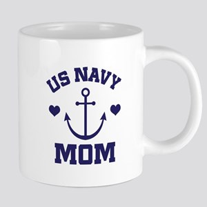 US Navy Mom gift Mugs