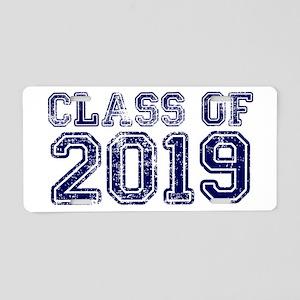 Class of 2019 Aluminum License Plate