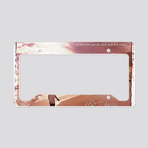 Hopes Horizon License Plate Holder