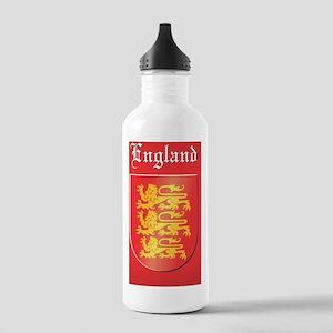 England COA Laptop Ski Stainless Water Bottle 1.0L