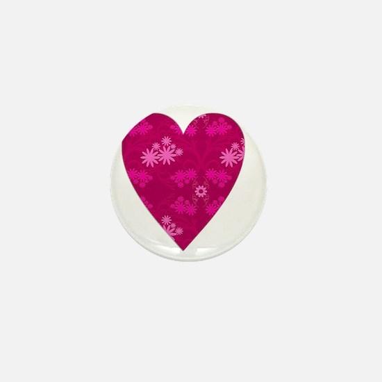 AbbyBunnyheart Mini Button
