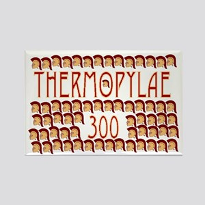 thermopylae Rectangle Magnet