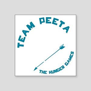 "teampeetawh Square Sticker 3"" x 3"""