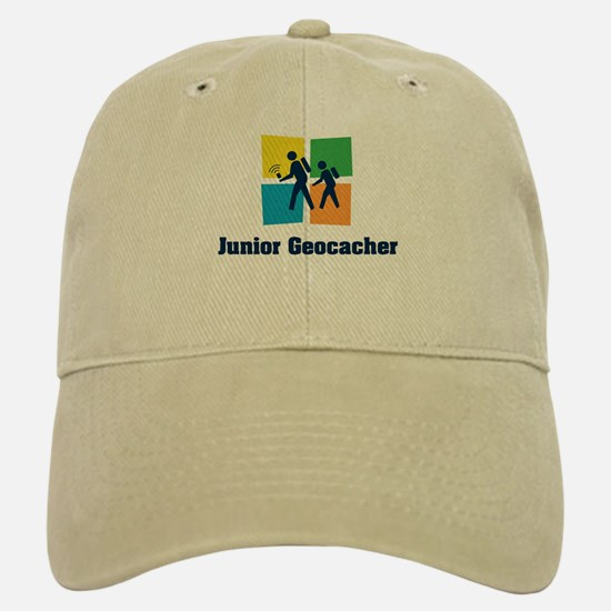 Junior Geocacher Baseball Baseball Cap