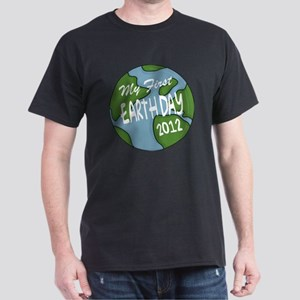 my first earth day 2012 Dark T-Shirt