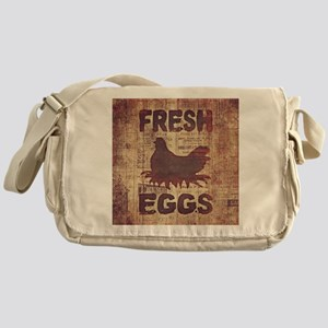 fresheggs3 Messenger Bag