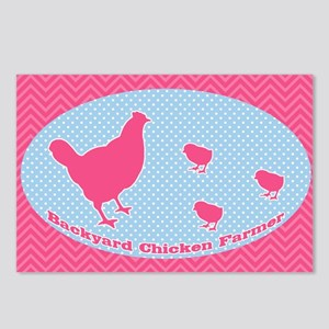 sticker-chick-3 Postcards (Package of 8)