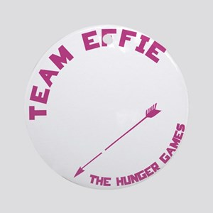 teameffiew Round Ornament