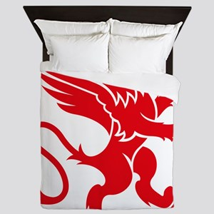 lion_design Queen Duvet