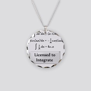 licensed-to-integrate-6-blac Necklace Circle Charm