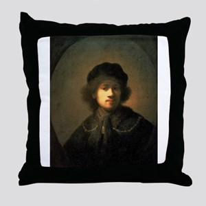 Portrait of the Artist as a Young Man - Rembrandt