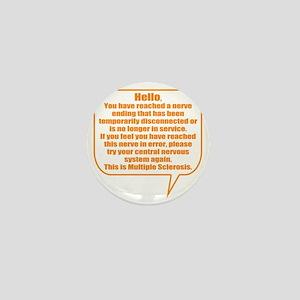 12x12 Hello Mini Button