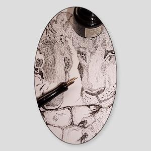 inklion Sticker (Oval)