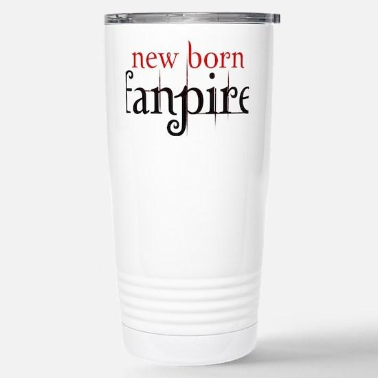 New_Born_Fanpire Stainless Steel Travel Mug