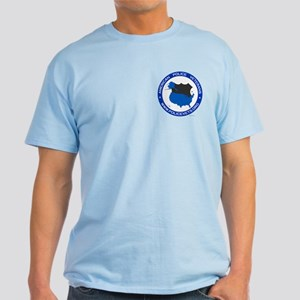 Policevet's Logo Light T-Shirt