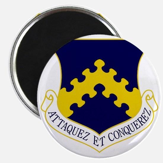 8th FW - Attaquez Et Conquerez Magnet