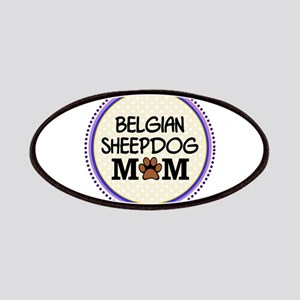Belgian Sheepdog Mom Patches