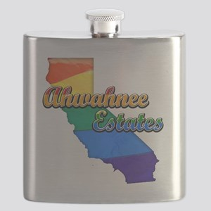 Ahwahnee Estates Flask