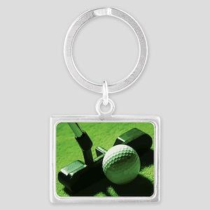 golf2 Landscape Keychain
