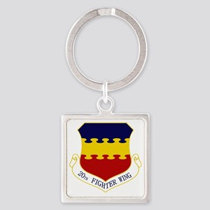 20th FW Square Keychain