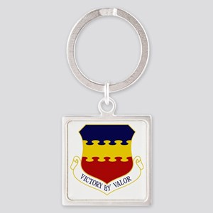 20th FW - Victory By Valor Square Keychain