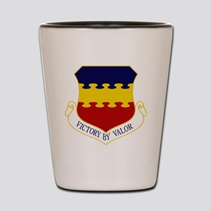 20th FW - Victory By Valor Shot Glass