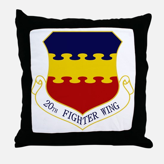 20th FW Throw Pillow