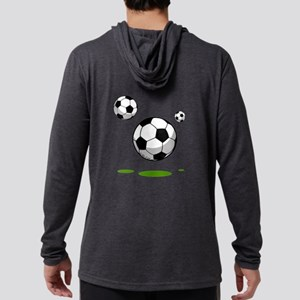 Soccer (8) Mens Hooded Shirt