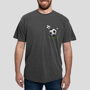 Soccer (8) Mens Comfort Colors Shirt