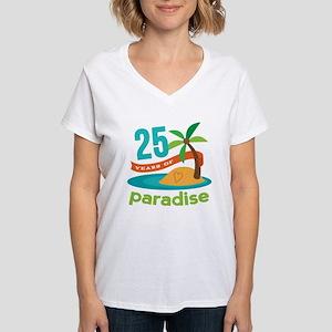 25th Anniversary Paradise T-Shirt